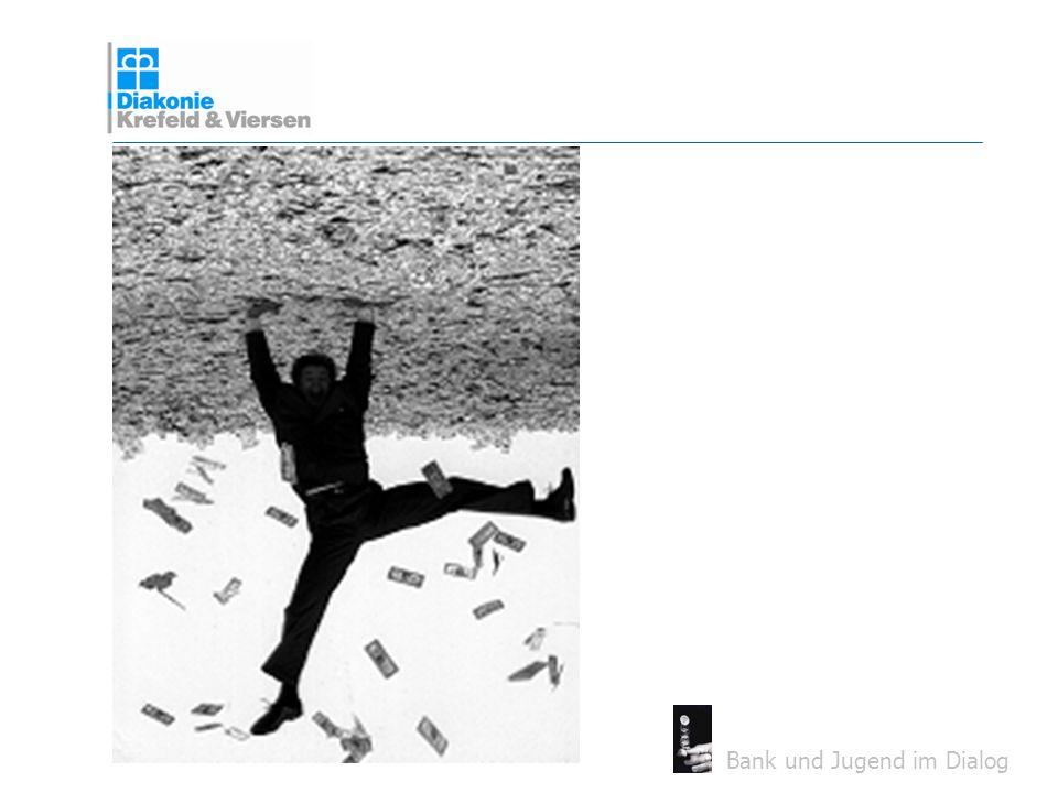 Startbild ! – Die (Geld-)Welt steht Kopf !