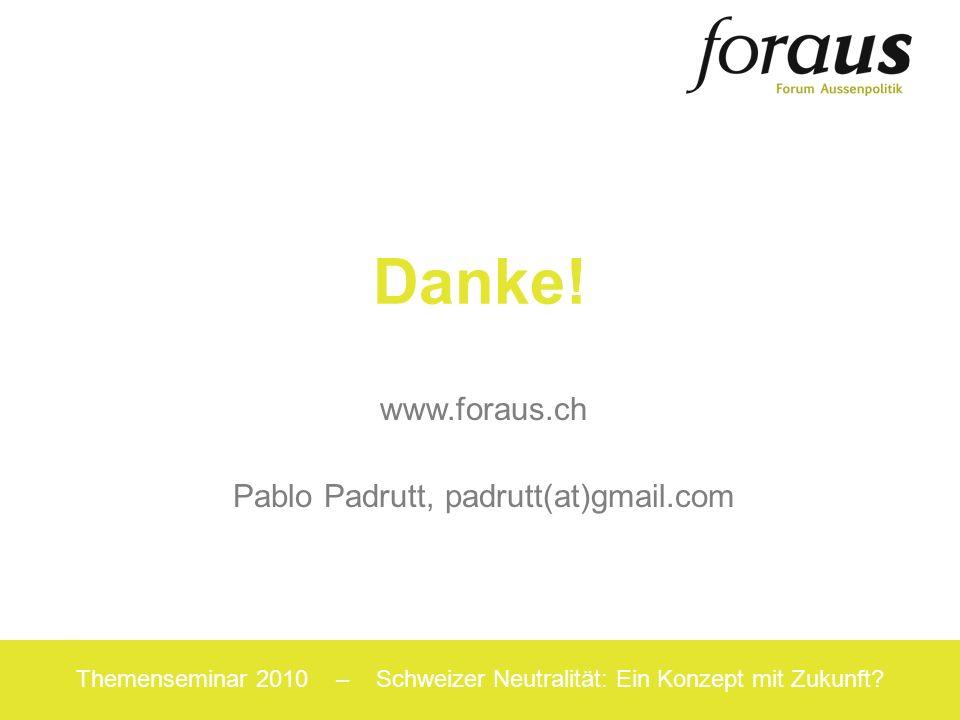 Pablo Padrutt, padrutt(at)gmail.com