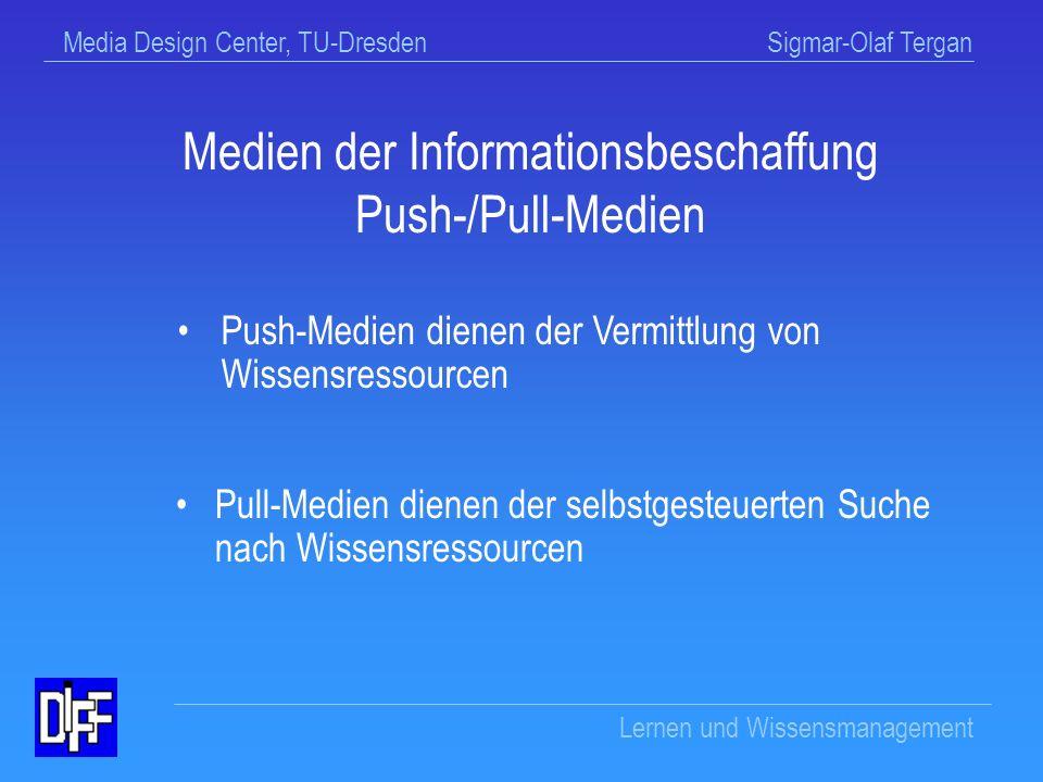 Medien der Informationsbeschaffung