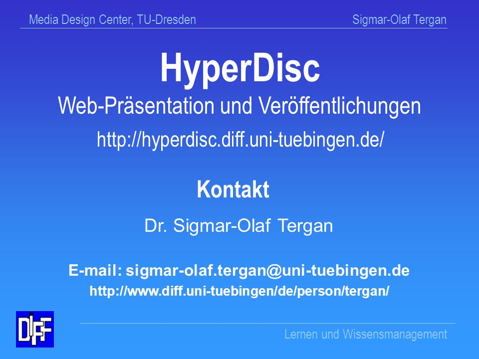 E-mail: sigmar-olaf.tergan@uni-tuebingen.de