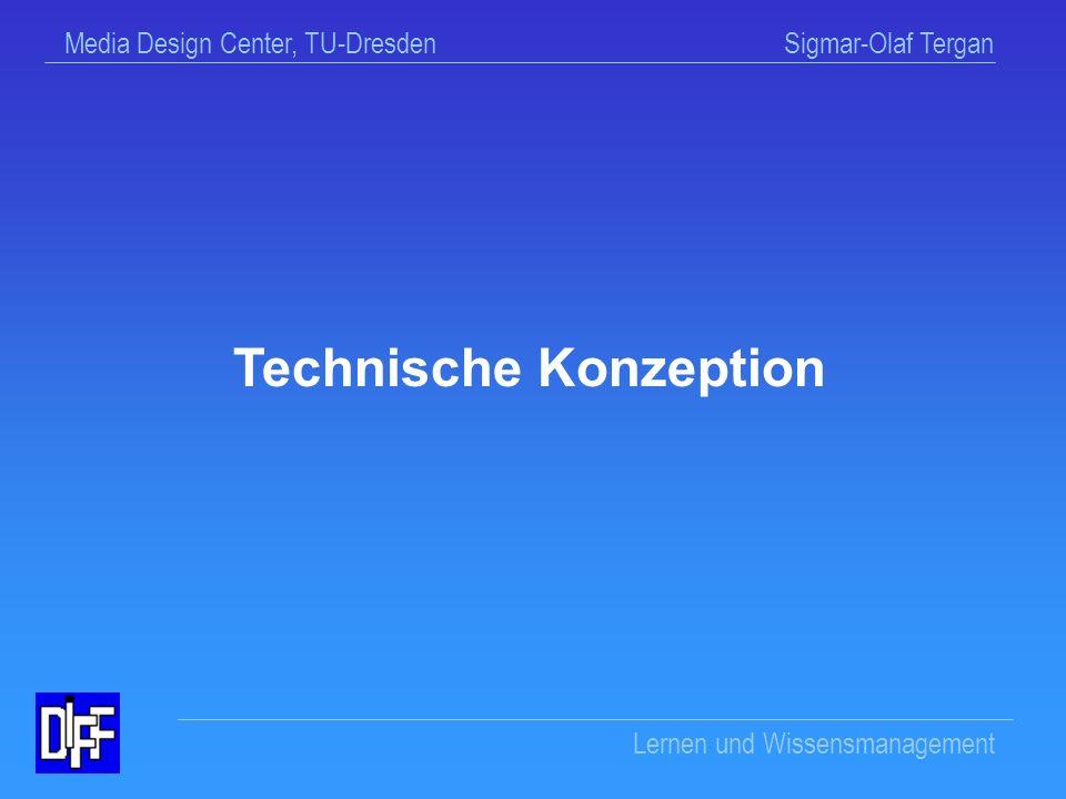Technische Konzeption