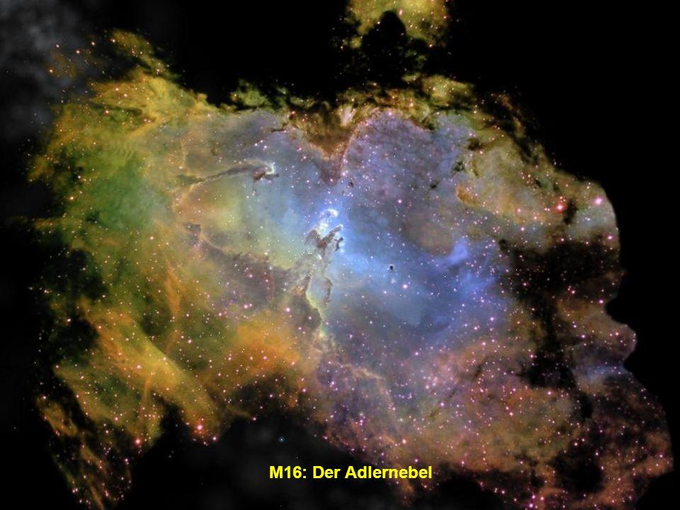 M16: Der Adlernebel