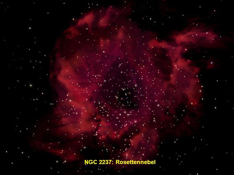 NGC 2237: Rosettennebel