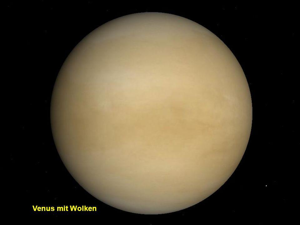 Venus mit Wolken