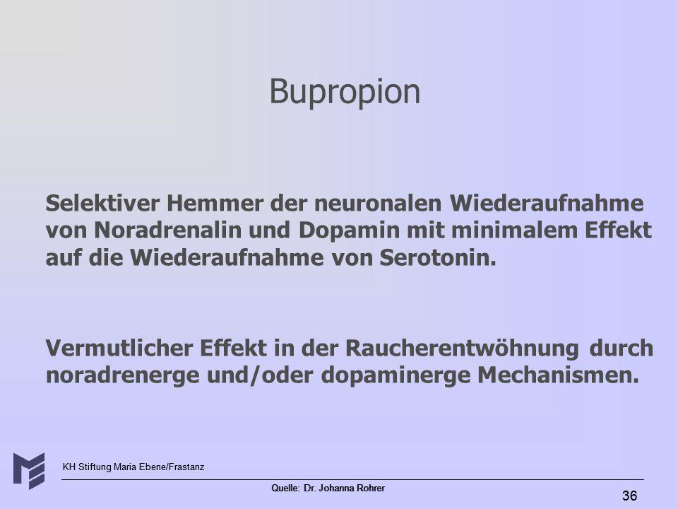 Bupropion Ref1/Fiore/72/1/5/1-2. Ref2/Hayes/72/2/1/5-9.