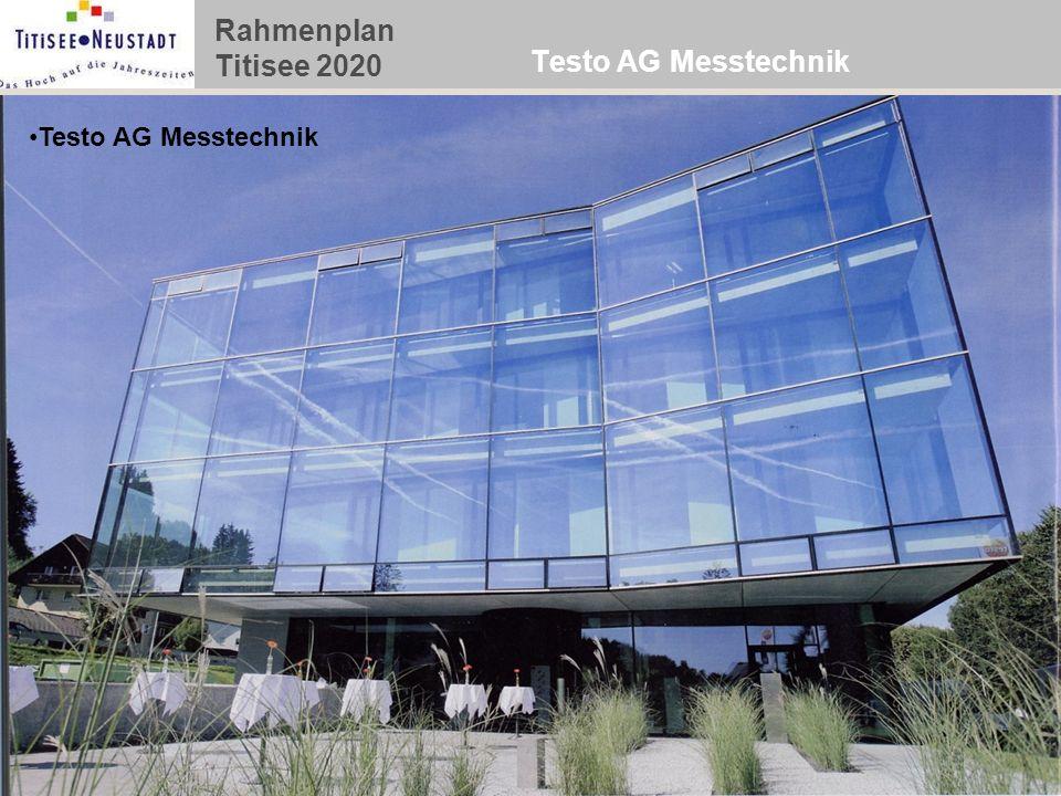 Testo AG Messtechnik Testo AG Messtechnik