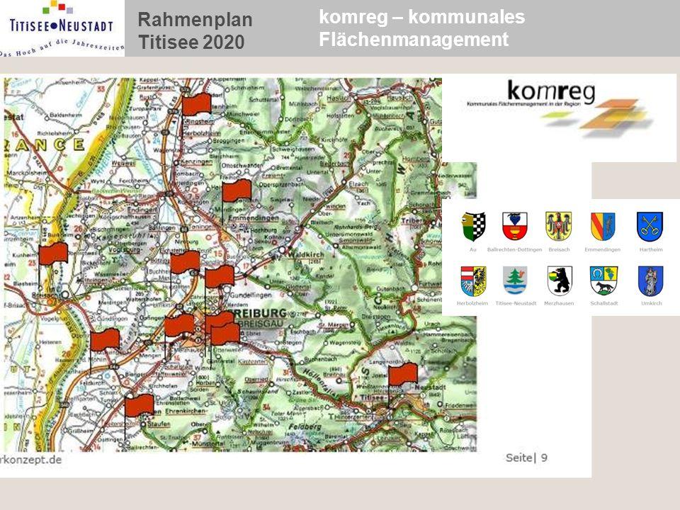 komreg – kommunales Flächenmanagement