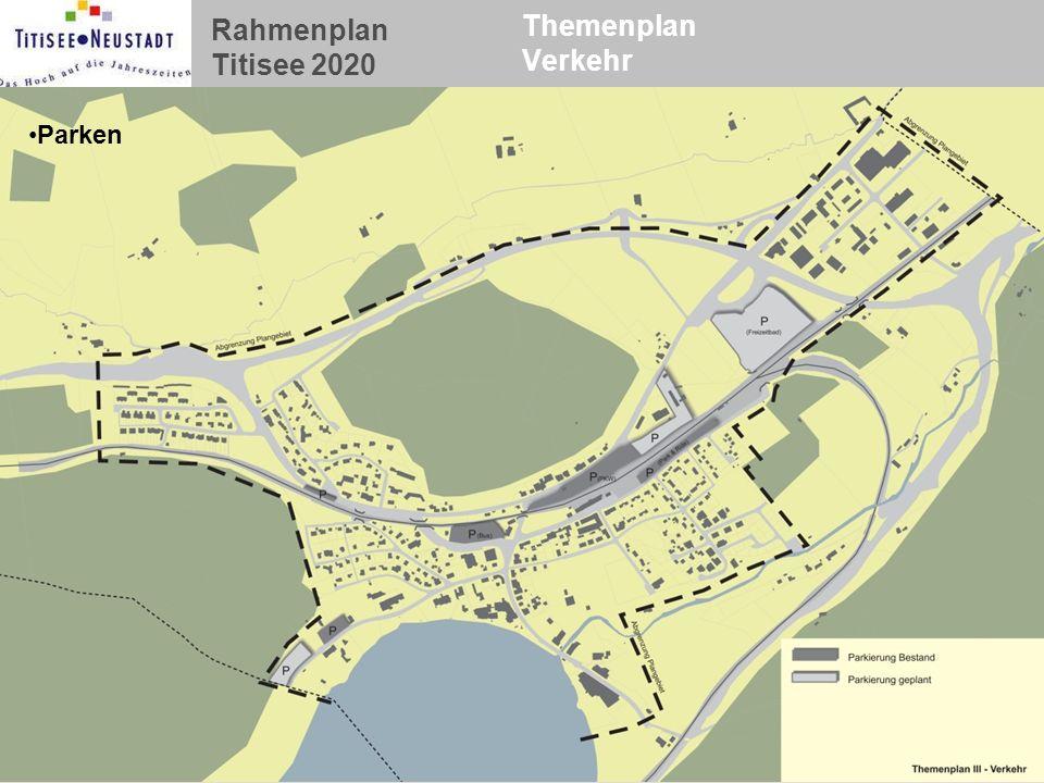 Themenplan Verkehr Parken