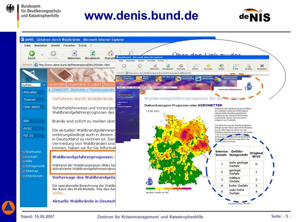 www.denis.bund.de