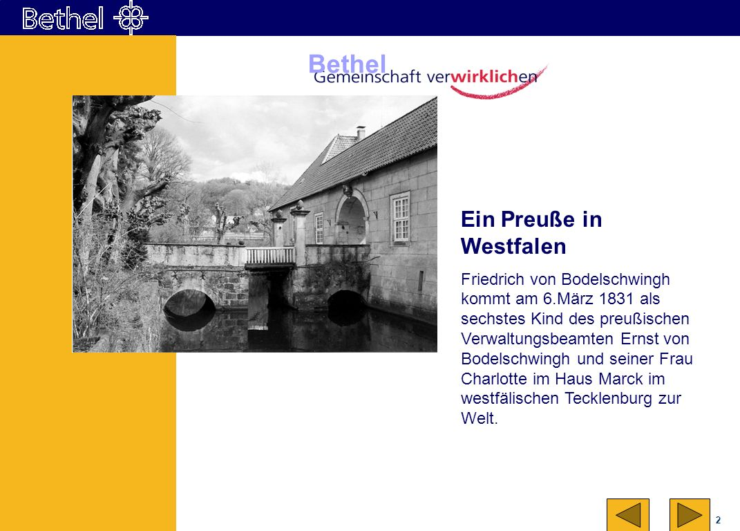 Ein Preuße in Westfalen