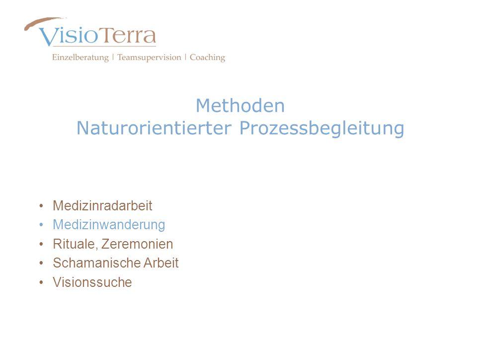 Methoden Naturorientierter Prozessbegleitung