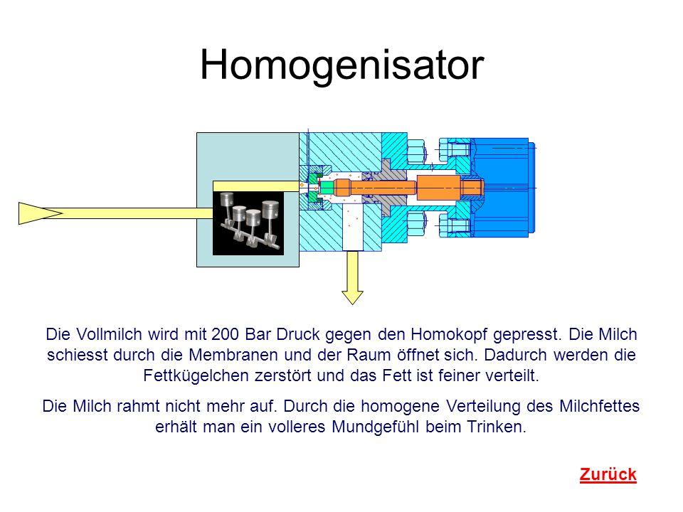 Homogenisator