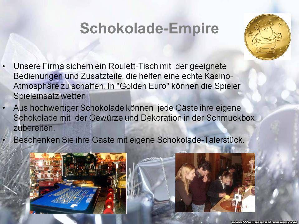 Schokolade-Empire