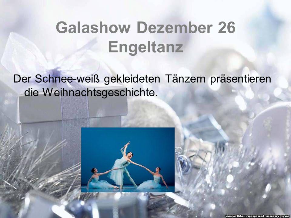 Galashow Dezember 26 Engeltanz