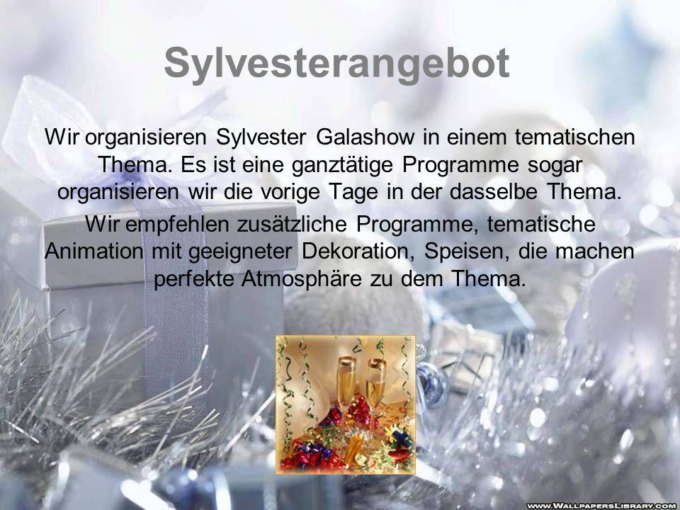 Sylvesterangebot