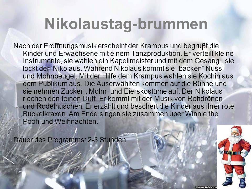 Nikolaustag-brummen