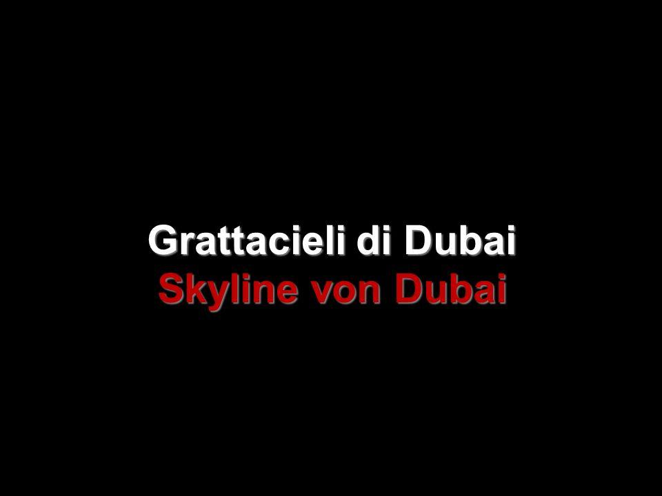 Grattacieli di Dubai Skyline von Dubai