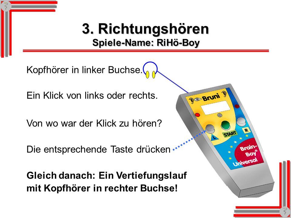 Spiele-Name: RiHö-Boy