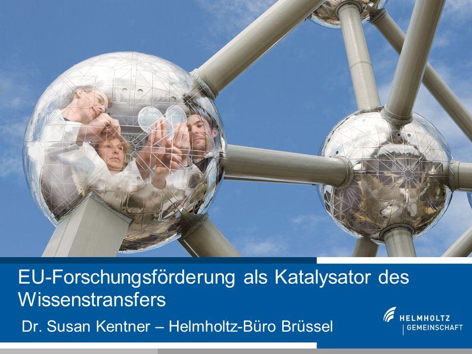 EU-Forschungsförderung als Katalysator des Wissenstransfers
