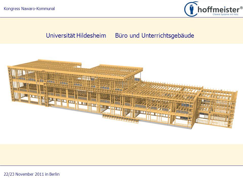Universität Hildesheim Büro und Unterrichtsgebäude