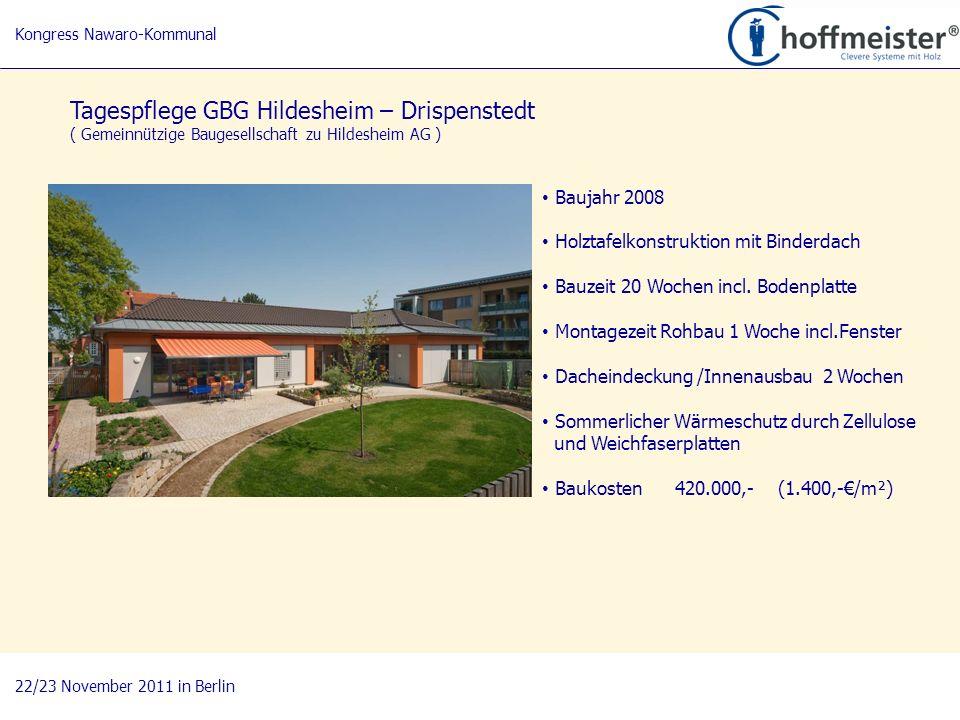 Tagespflege GBG Hildesheim – Drispenstedt