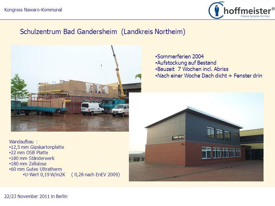 Schulzentrum Bad Gandersheim (Landkreis Northeim)