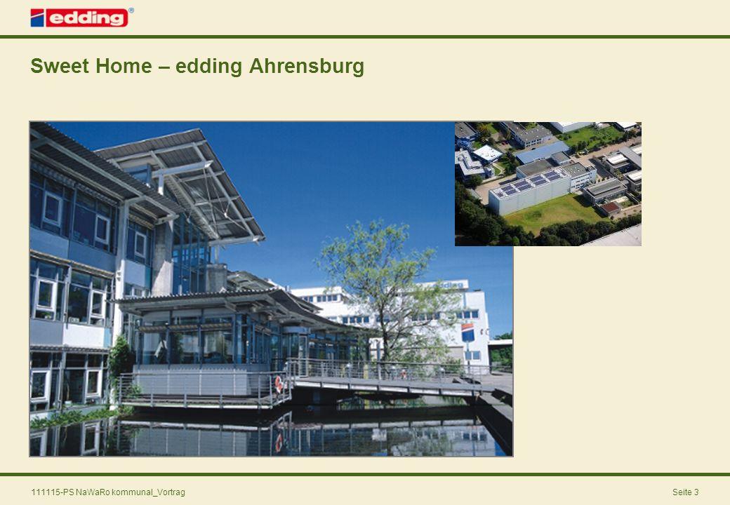 Sweet Home – edding Ahrensburg
