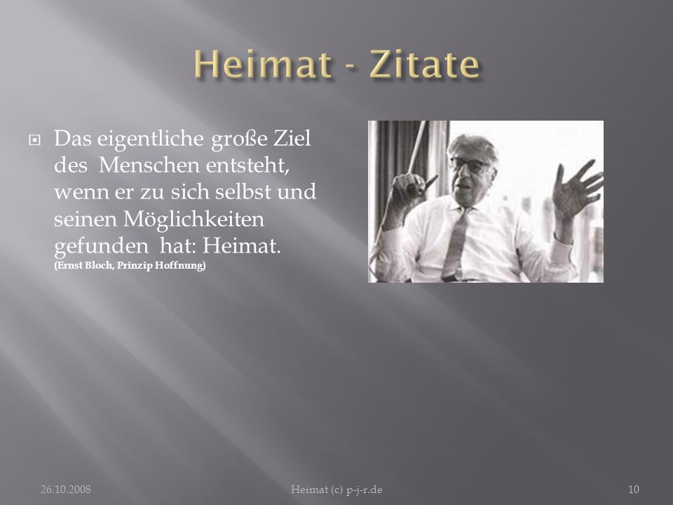 Heimat - Zitate