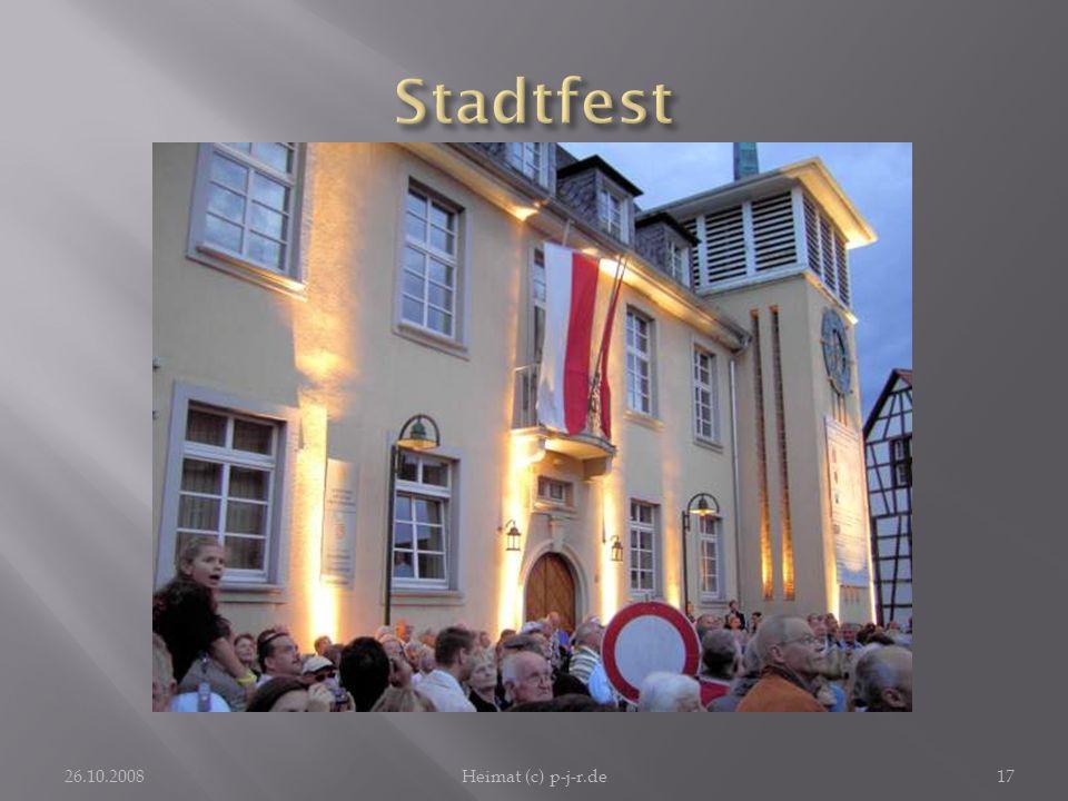 Stadtfest