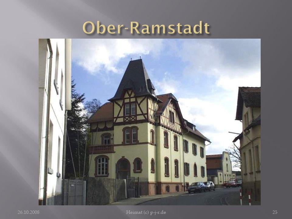Ober-Ramstadt