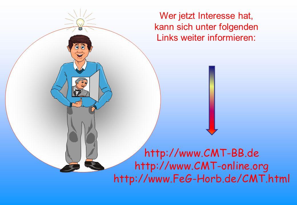http://www.CMT-BB.de http://www.CMT-online.org