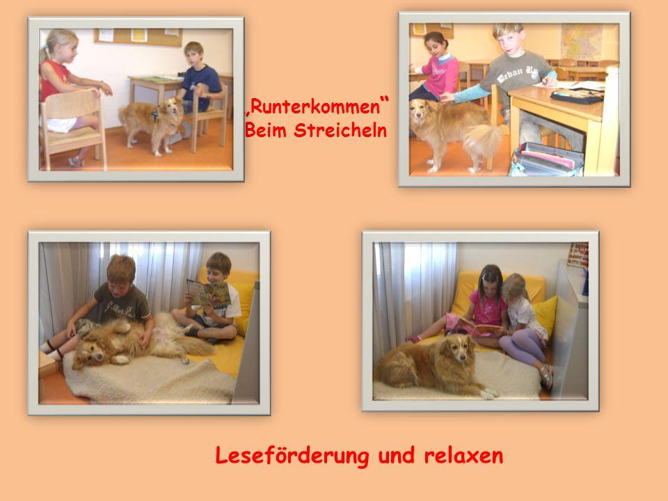 Leseförderung und relaxen