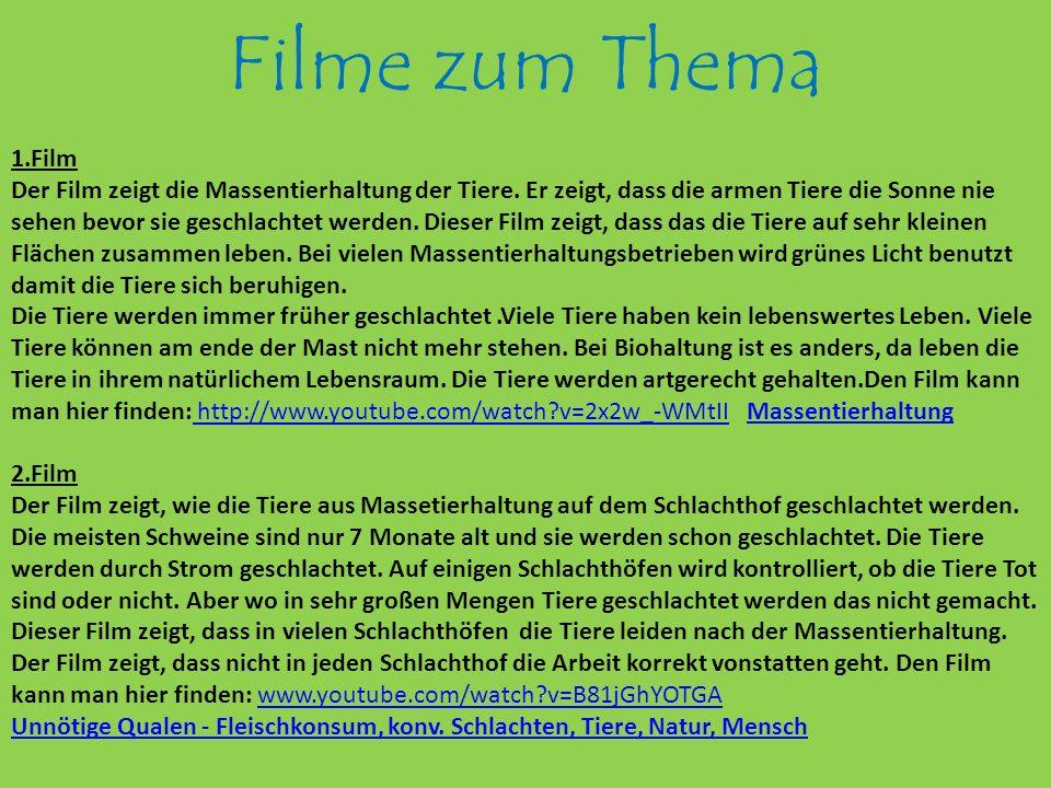 Filme zum Thema 1.Film.