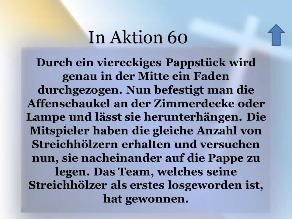 In Aktion 60