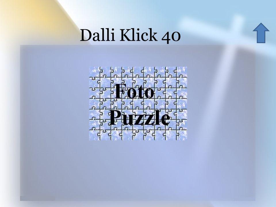 Dalli Klick 40