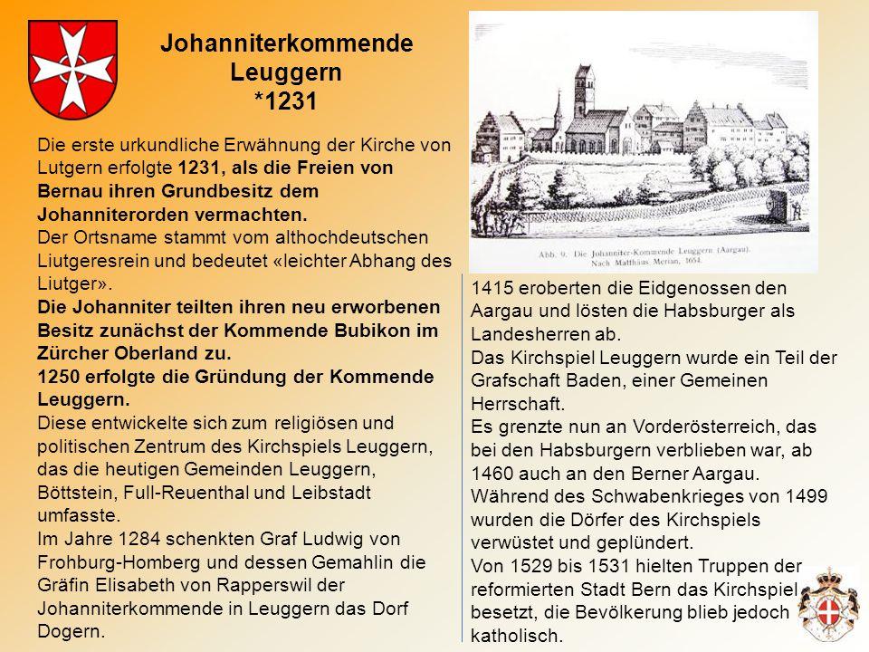 Johanniterkommende Leuggern