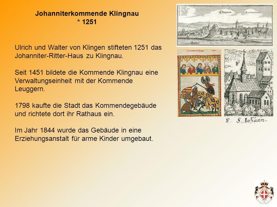 Johanniterkommende Klingnau