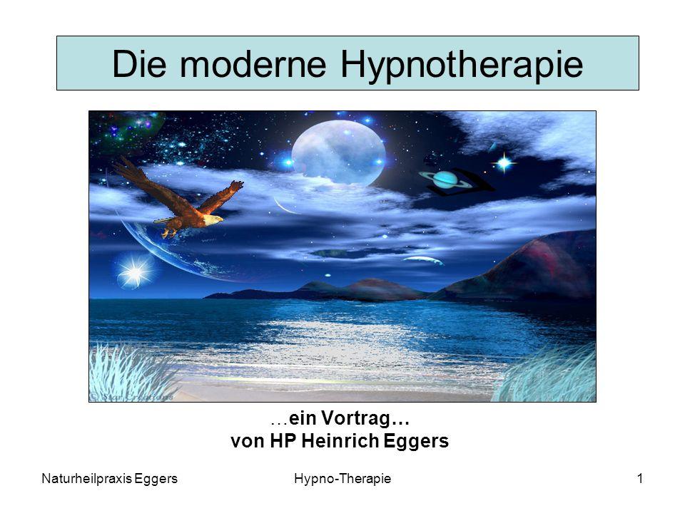 Die moderne Hypnotherapie