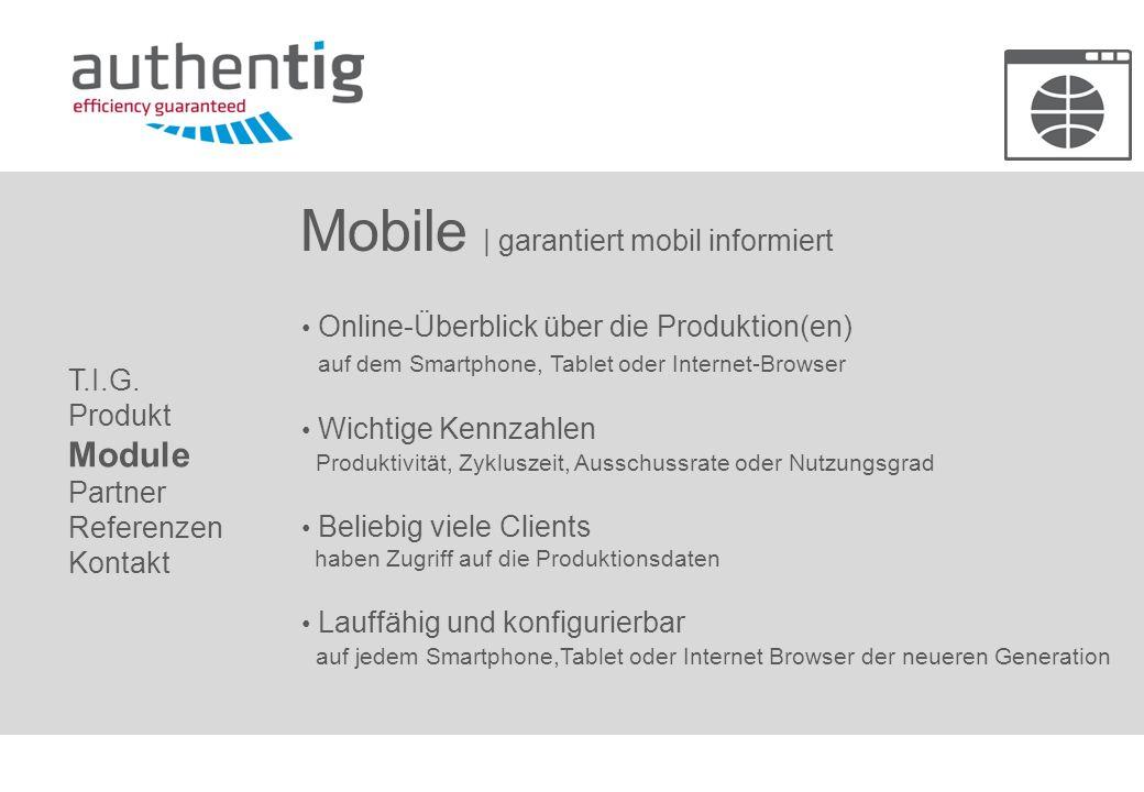 Mobile | garantiert mobil informiert