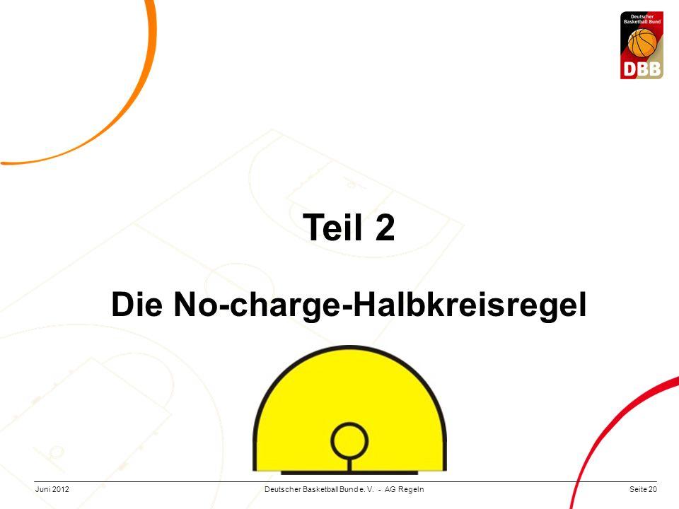 Die No-charge-Halbkreisregel
