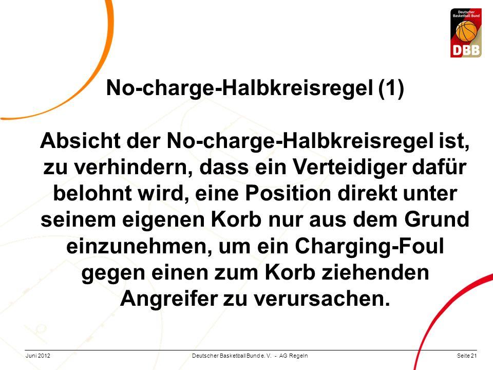 No-charge-Halbkreisregel (1)