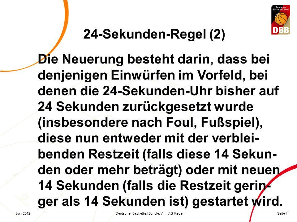 24-Sekunden-Regel (2)