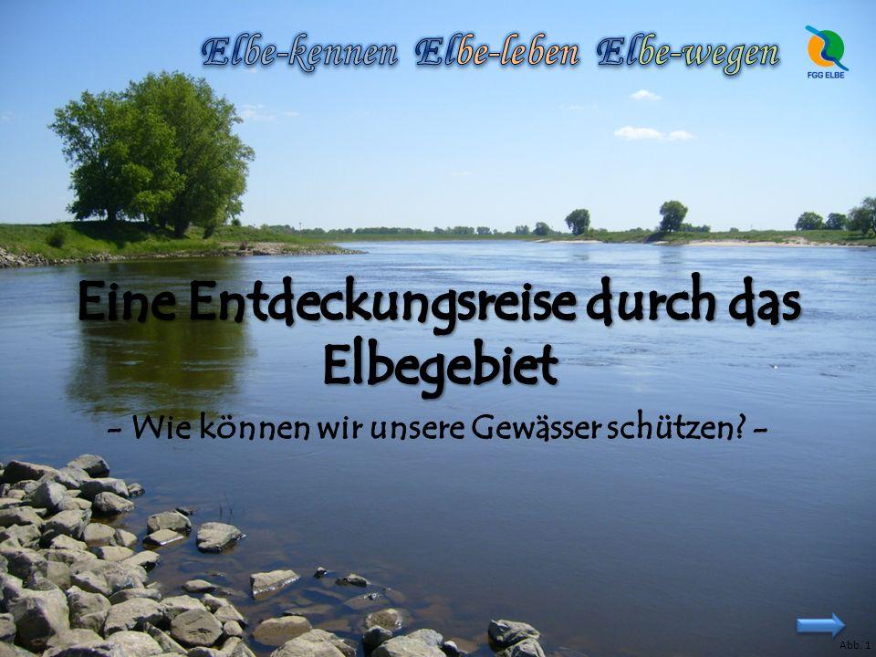 Elbe-kennen Elbe-leben Elbe-wegen