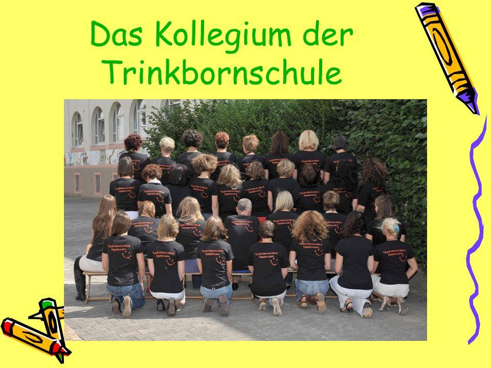 Das Kollegium der Trinkbornschule