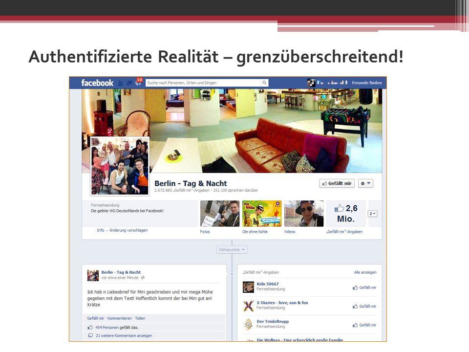 Authentifizierte Realität – grenzüberschreitend!