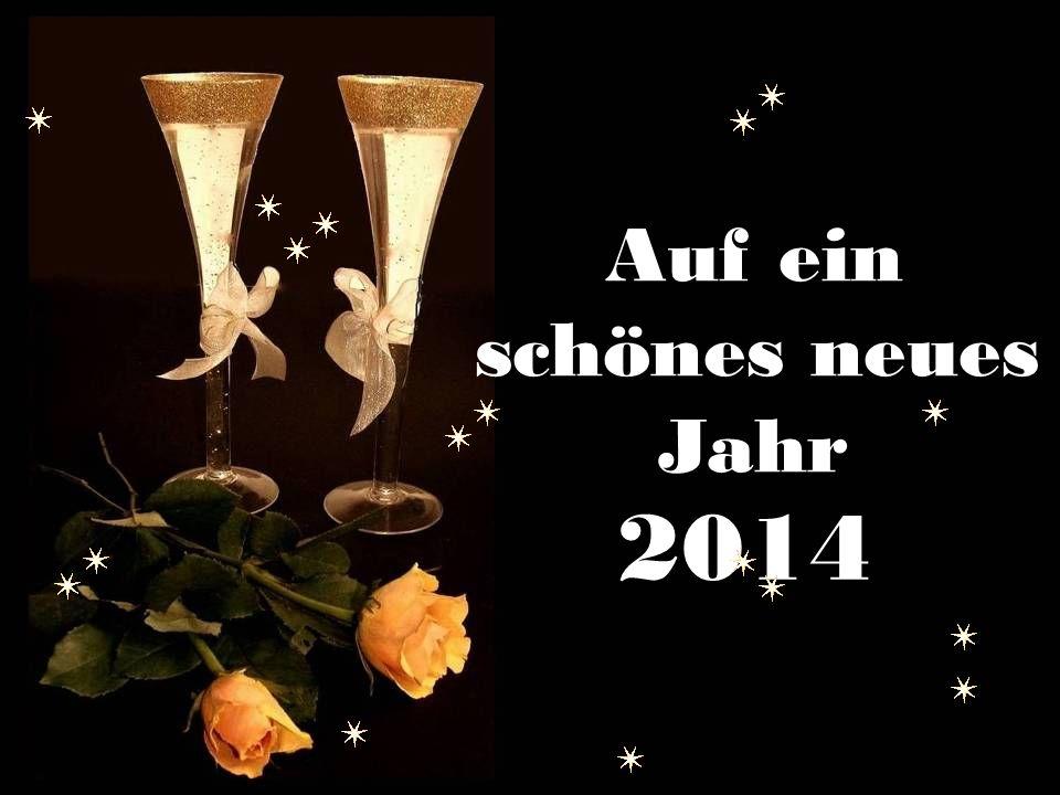 Auf ein schönes neues Jahr 2014