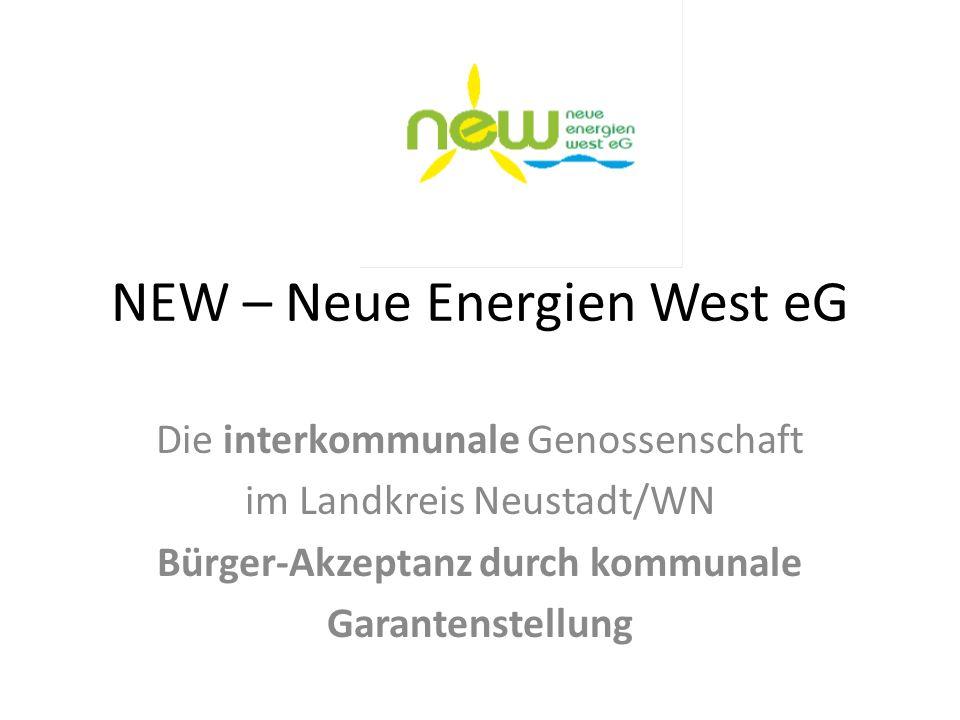 NEW – Neue Energien West eG
