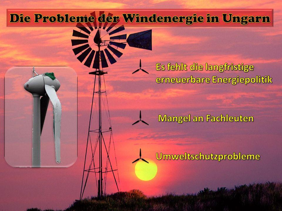Es fehlt die langfristige erneuerbare Energiepolitik