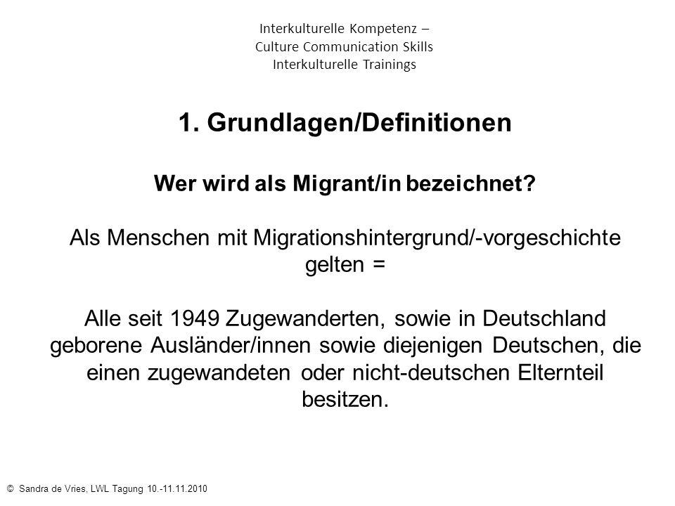 Wer wird als Migrant/in bezeichnet