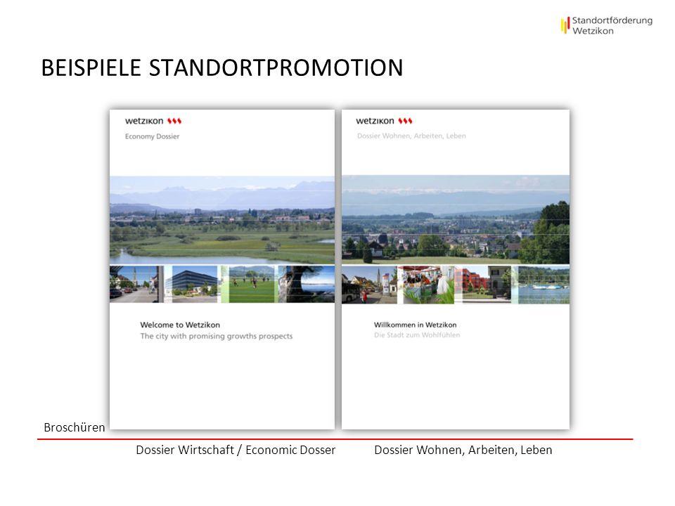 Beispiele StandortPROMOTION